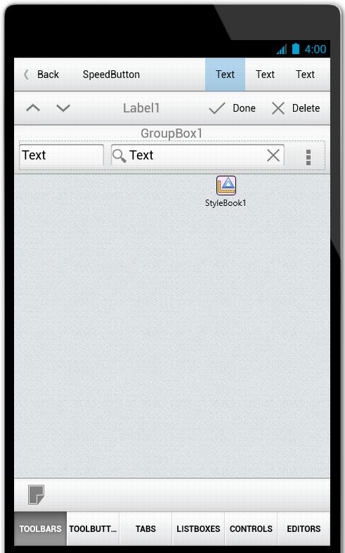 개발자 기술자료 - RAD Studio 프리미엄 스타일 사용방법(VCL / FMX)