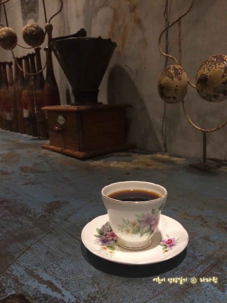 광화문 테라로사 커피