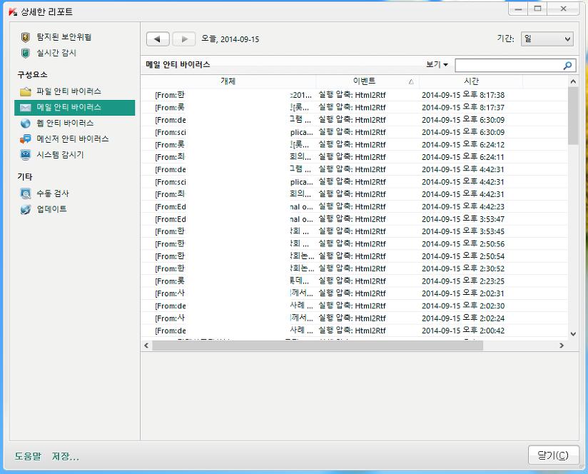 카스퍼스키 안티바이러스(Kaspersky Antivirus 2013)