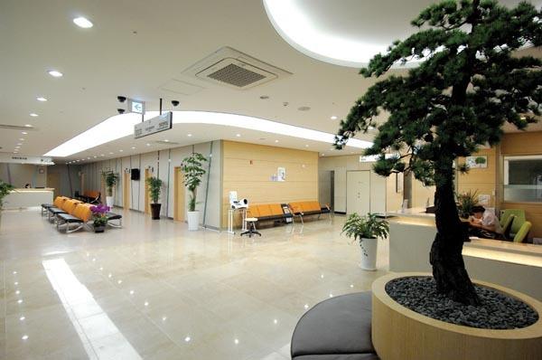 드림요양병원 로비