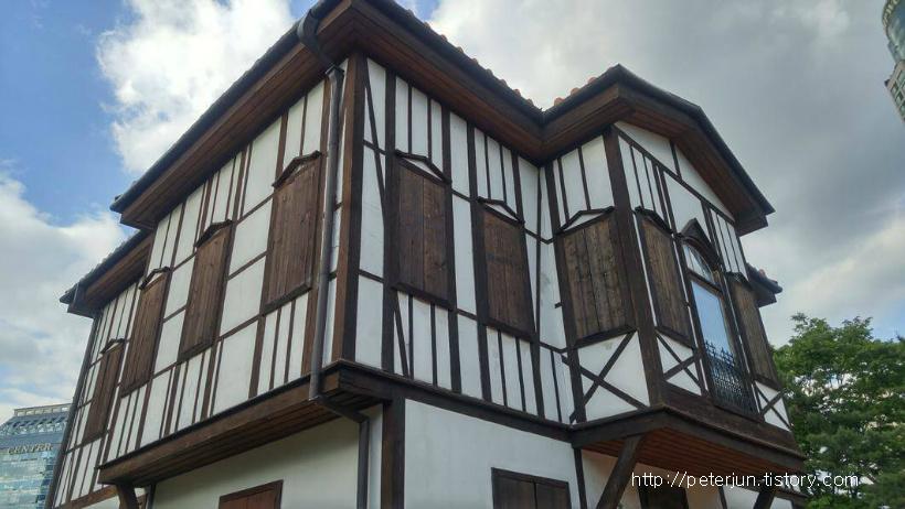 터키 전통 주택