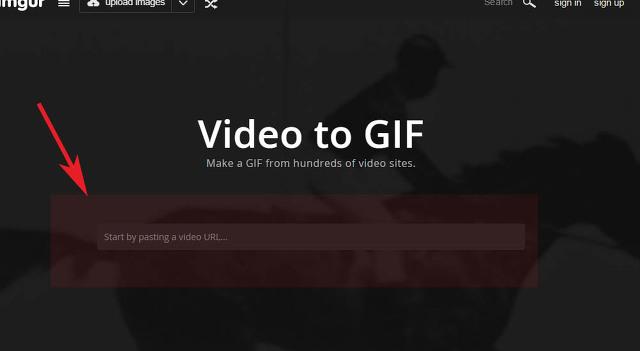 인터넷으로 동영상 움짤 사진 변환 및 만드는 방법