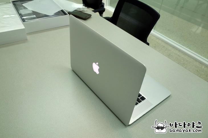 애플 맥북 프로 15.4인치 레티나 노트북