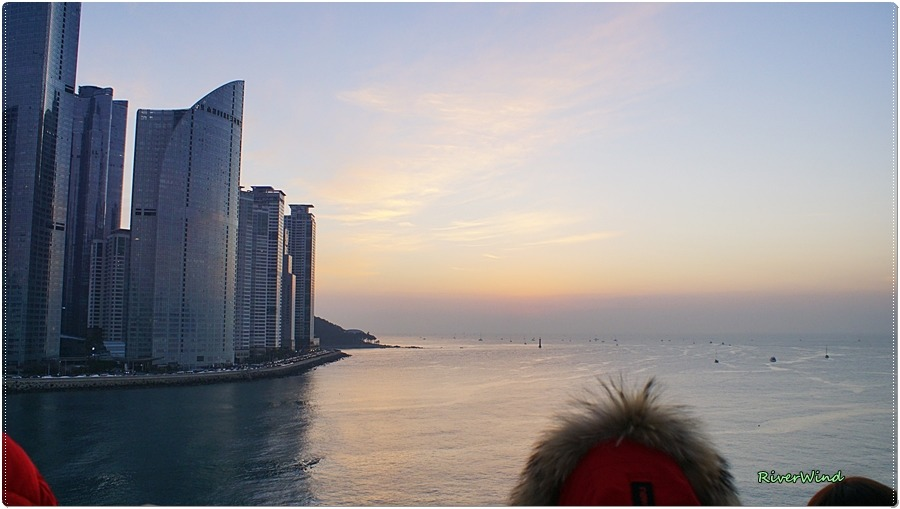 광안대교 해돋이 사진