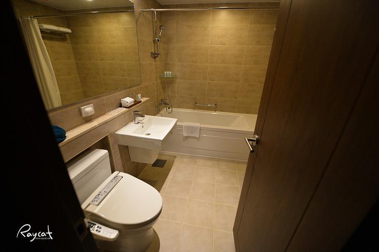시타딘호텔 3602호 화장실