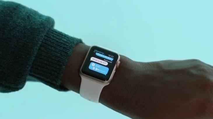 애플, 애플워치, 광고, 분석, 생각, 메세지