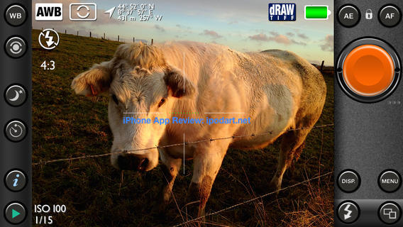 PureShot 아이폰 아이패드 촬영 추천 앱