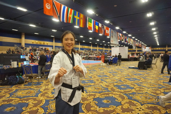 2017, 26th US OPEN TAEKWONDO CHAMPIONSHIPS, 2부