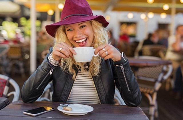 커피효능 아침식사대용음료