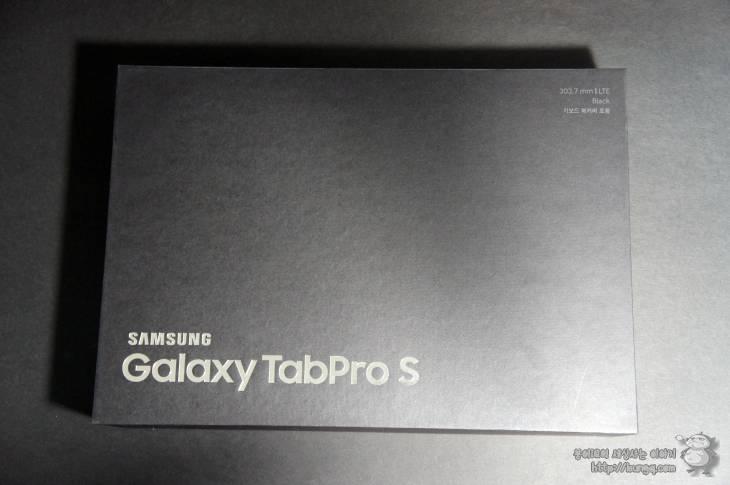 갤럭시 탭 프로S,  패키지, 디자인, 리뷰, 개봉기 윈도우태블릿