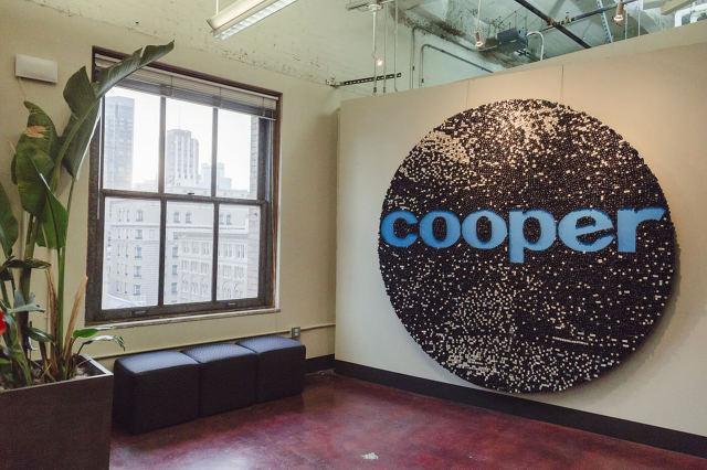 쿠퍼Cooper : 해외 디자인팀 탐방