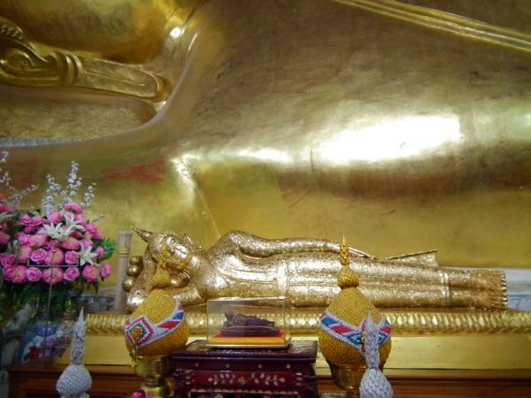 Wat phranon in petchaburi
