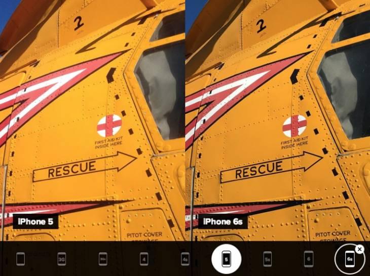 아이폰, 3gs, 4, 4s, 5, 5s, 6, 6s, 아이폰6s, 카메라, 비교