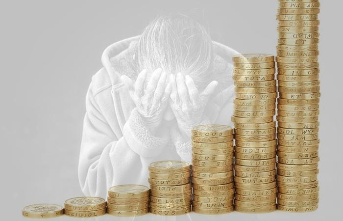 사진: 빚독촉에 의해 고통을 받는 신용부량자가 수백만이 넘어섰다. 금융권에서 채무정보를 대부업체들에게 헐값에 팔아 넘겼기 때문이다. [채권소멸시효란? : 그 문제점들]