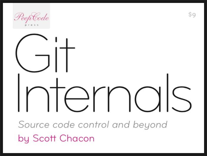 Git Internals 표지