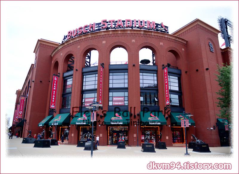 [MLB TOUR(10)] 부시 스타디움 : 세인트루이스 카디널스의 홈구장 (Busch Stadium : Home of the St. Louis Cardinals)