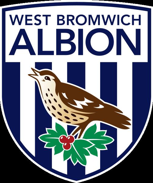 West Bromwich Albion FC emblem(crest)