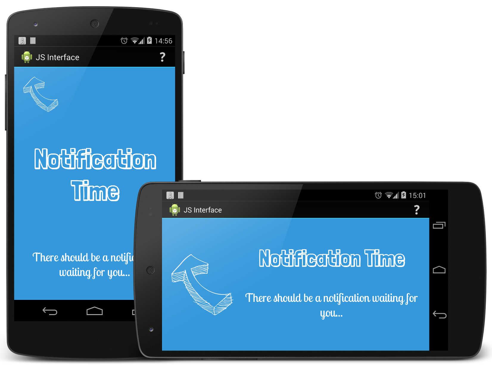 Web Notifications API
