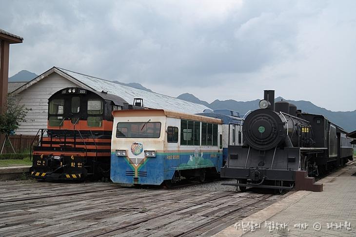 섬진강 기차마을, 당일치기 기차여행, 당일치기 커플여행지 추천