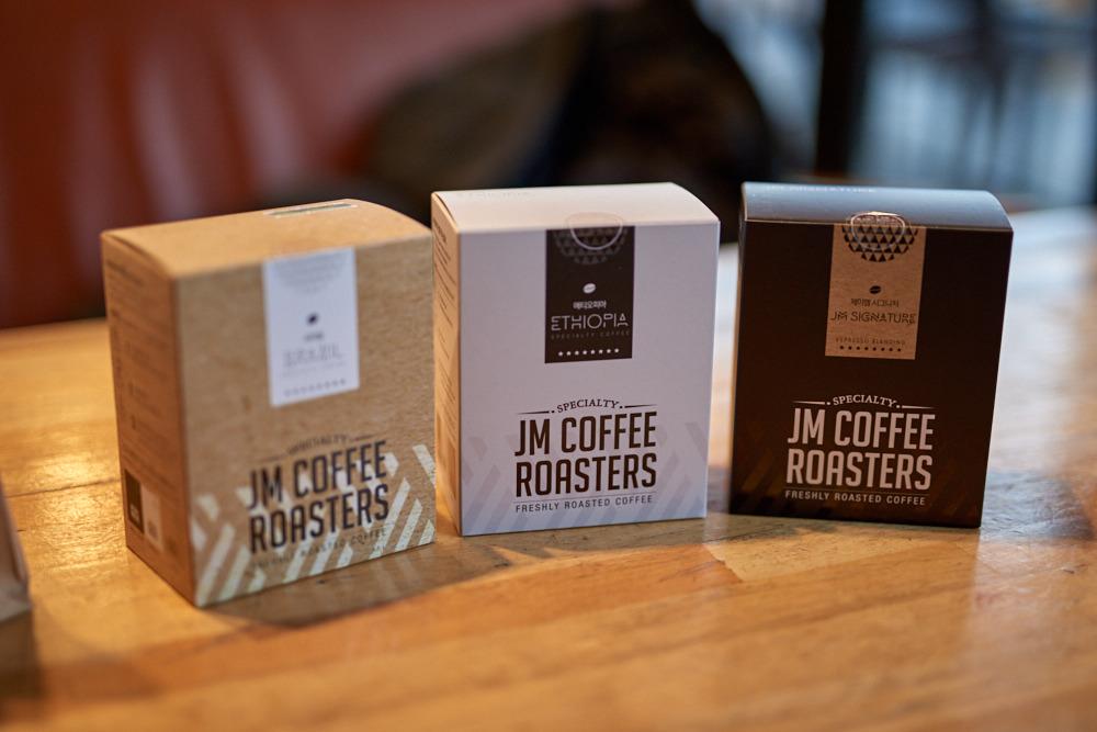 JM COFFEE ROASTERS 제이엠 커피 로스터