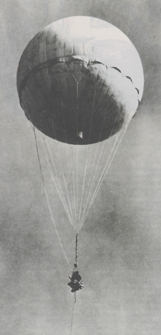 풍선폭탄 Fire Balloons Bomb