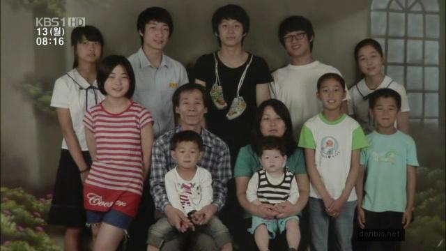 흥부네 11남매 아이들의 4년전 모습