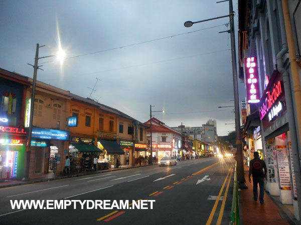 싱가포르 여행 - 리틀 인디아