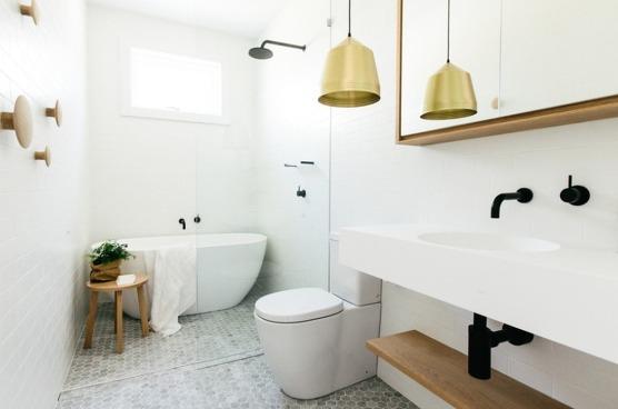 즐거운 솔리~ :: 욕실을 더 밝고 럭셔리하게 꾸며보세요.화이트 ...