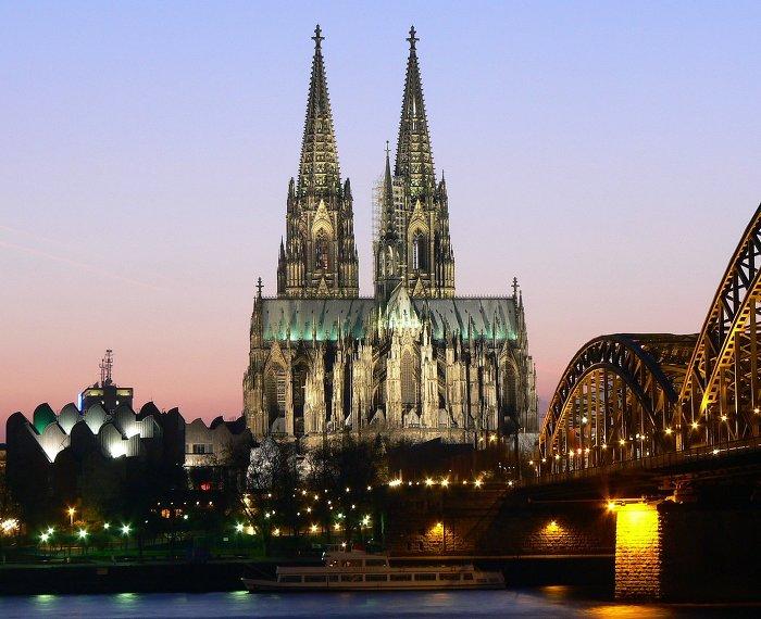 쾰른 대성당 Cologne Cathedral 외부