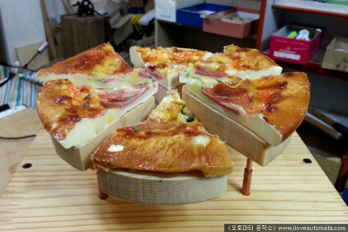 권경인 작품 <이것은 피자가 아니다>