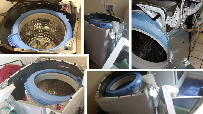 삼성 세탁기 폭발