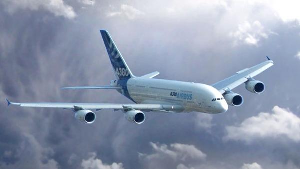 에어버스 사의 A380