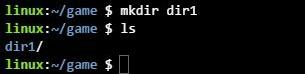 리눅스 mkdir 디렉토리 만들기 명령어