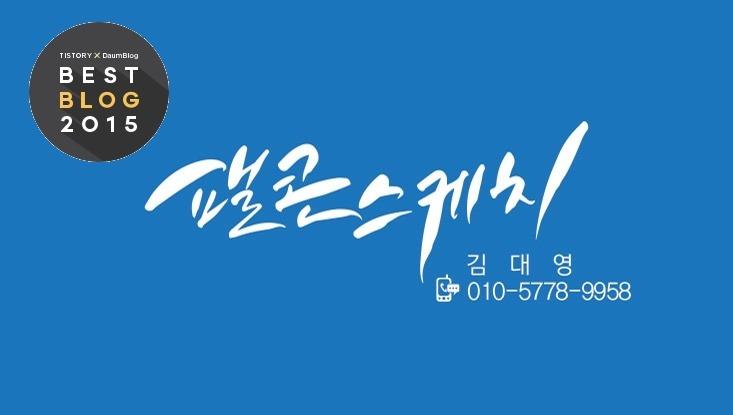 팰콘스케치 김대영 프로필