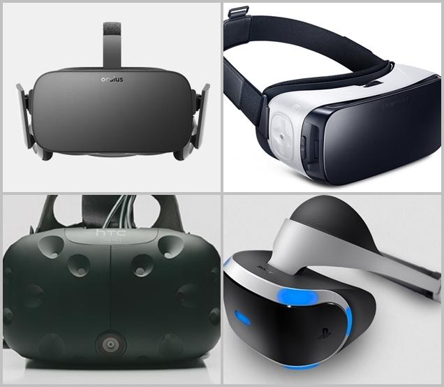 VR, 게임으로 2016년을 정복할까?