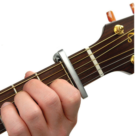 how to add capo in guitar pro 5