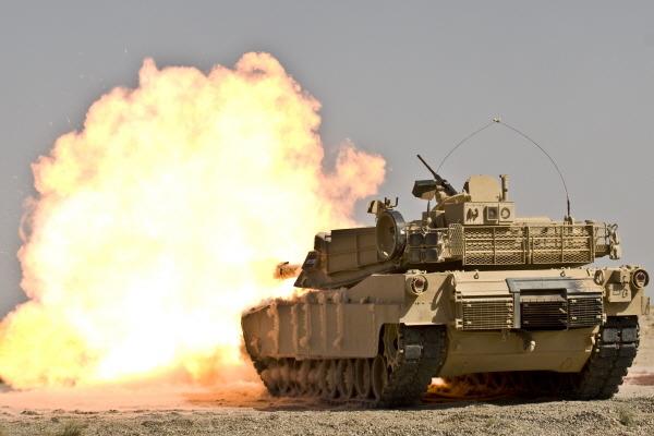 M1 에이브람스 M1 Abrams
