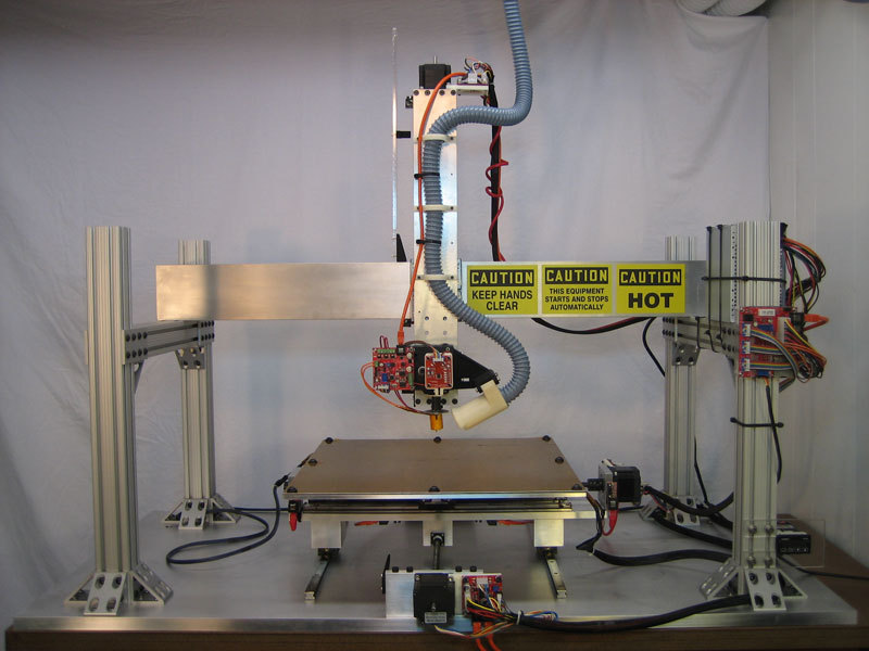 3d принтер из ардуино своими руками