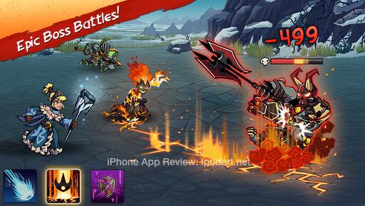 HonorBound 아이폰 아이패드 추천 에픽 RPG