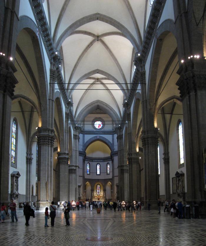 피렌체 대성당 Florence Cathedral 내부