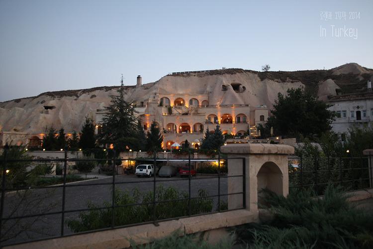 터키여행후기 카파도키아 호텔 'Alfina Hotel' 동굴속의 하룻밤19