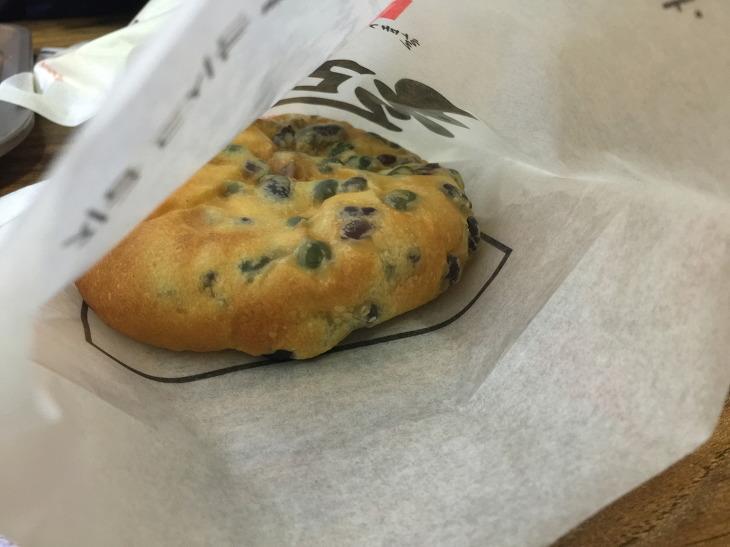 센텀시티 빵장수 단팥빵 콩지팥지 야끼모찌 후기