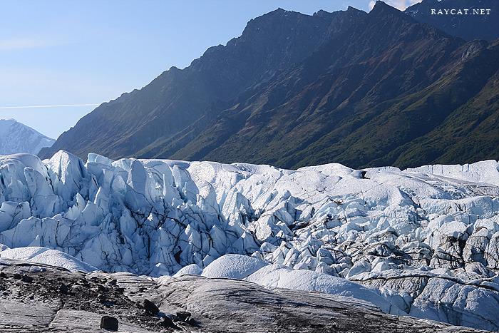 알래스카 육지빙하 마타누스카