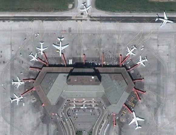 모스크바 Sheremetyevo 공항