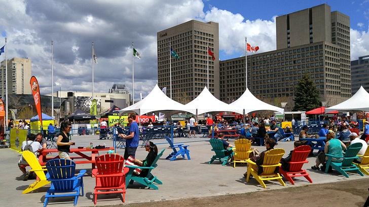 캐나다 오타와 축제