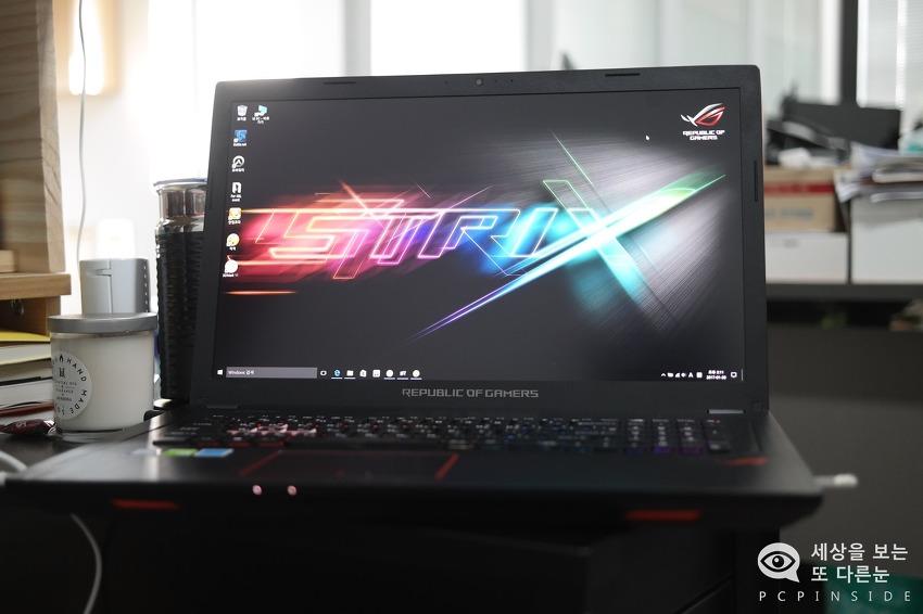 기본기는 최고, 차별성은 아쉬운, 아수스 게이밍노트북 ROG GL753V 후기