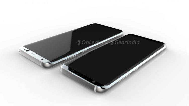 갤럭시 S8(플러스) 스펙과 이미지 유출, 루머로 맞춰보는 기능과 이유