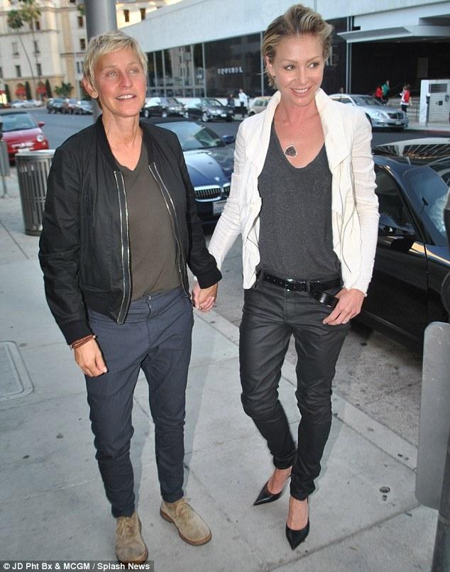 Ellen Degeneres Fashion Clothes