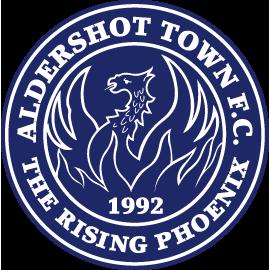 Aldershot Town FC emblem(crest)