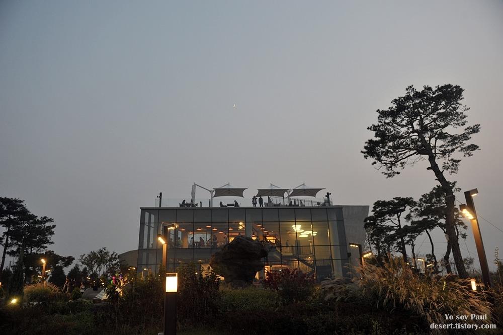 바다, 정원, 그리고 카페 - 당진 해어름 카페, 당진 카페 해어름, 해어름 카페, 당진 레스토랑, 해어름 전망대 (Haeoreum restaurent in Dangjin)